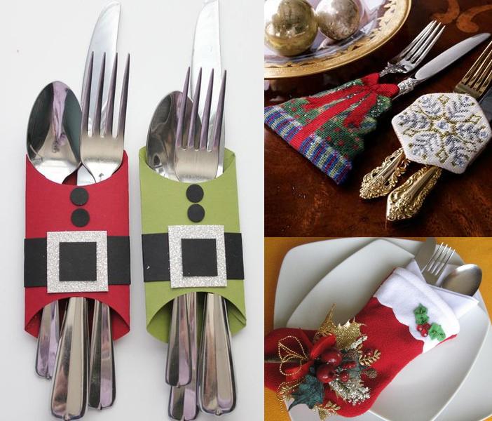 5 ideas para decorar la mesa en navidad yolanda - Detalles para decorar ...
