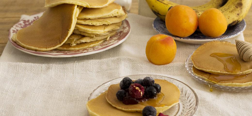 Tortitas / Pancakes