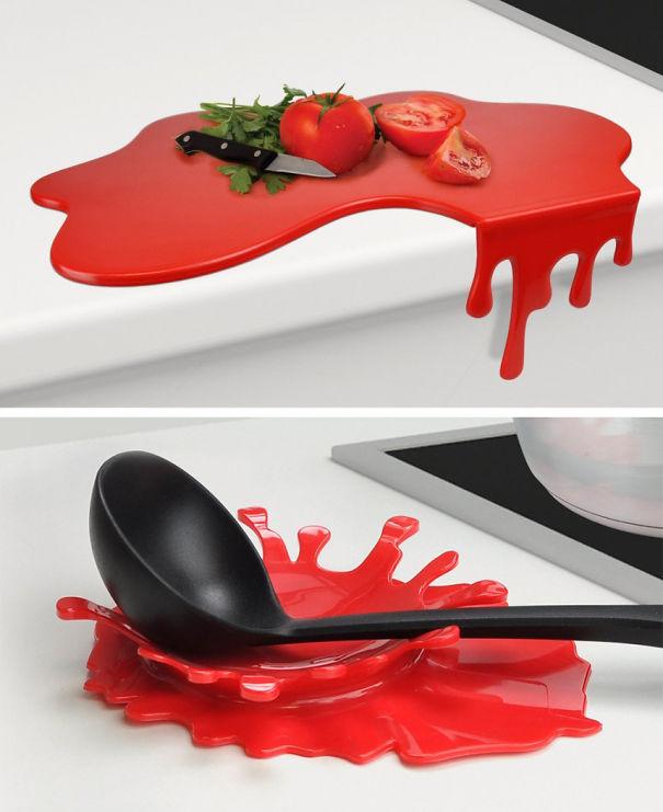 cocina utensilios originales