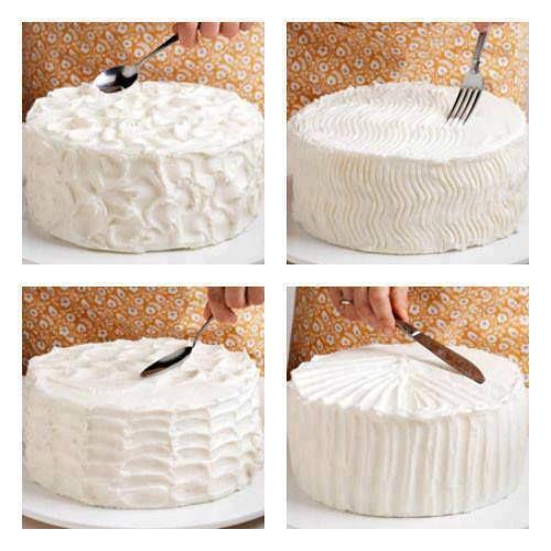 4 Formas Para Decorar Tus Pasteles Y Tartas Yolanda