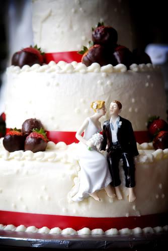 Conoce los nuevos estilos de pasteles de boda