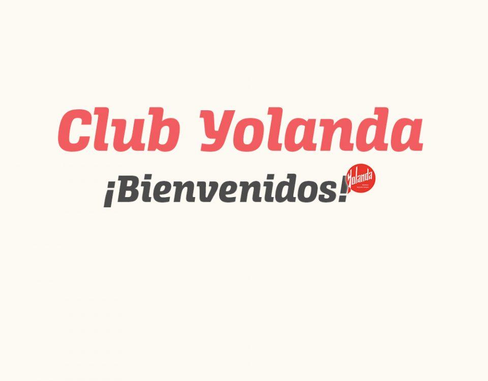 ¡La Newsletter para privilegiados de Yolanda ha llegado!