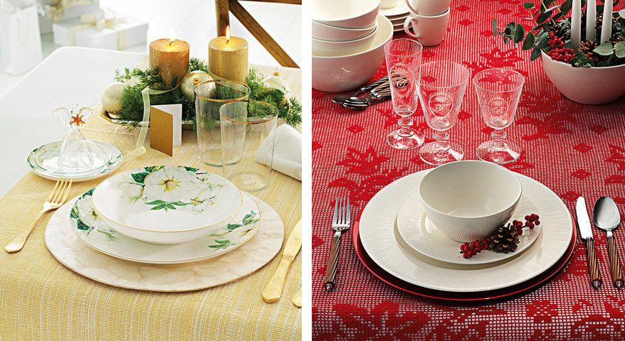 5 ideas para decorar la mesa en navidad yolanda - Ideas para decorar la mesa de navidad ...