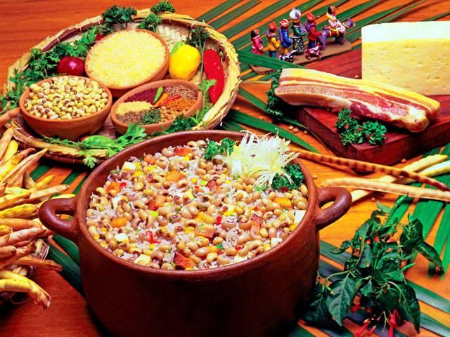 Gastronomía del mundo: Brasil