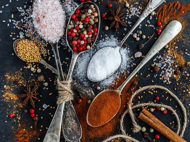 Las especias más útiles en la cocina