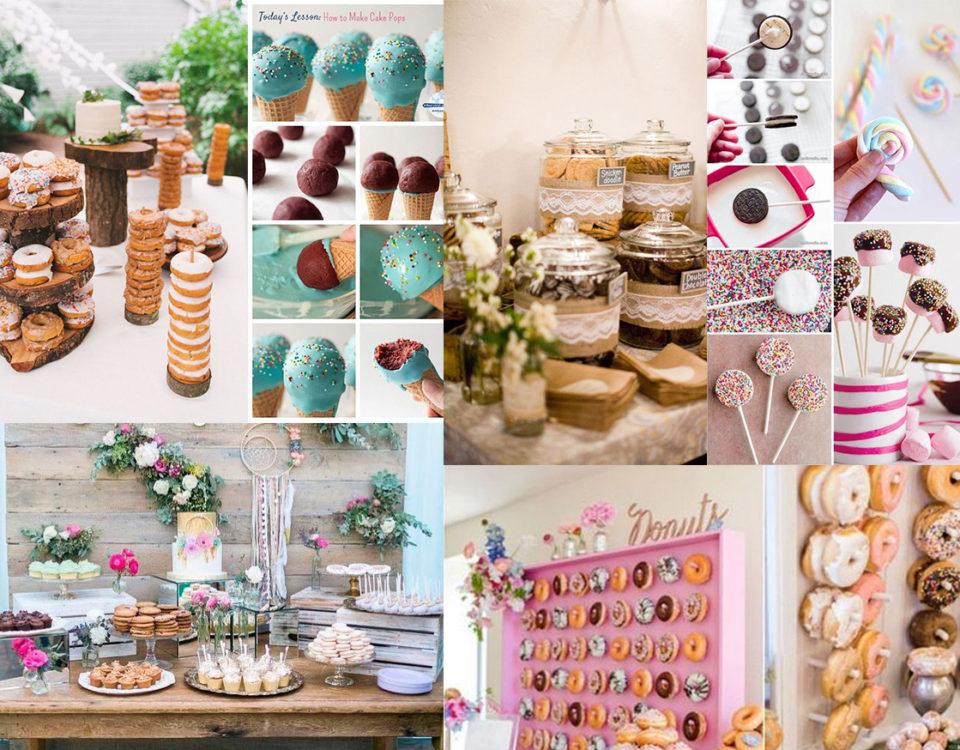 Cómo hacer la mejor mesa dulce para tus celebraciones