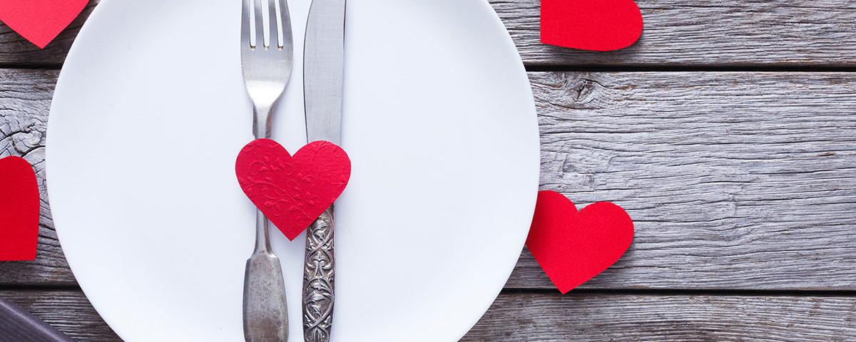 Ideas para decorar tu mesa de San Valentín