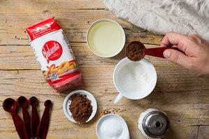 receta mug cake sin huevo