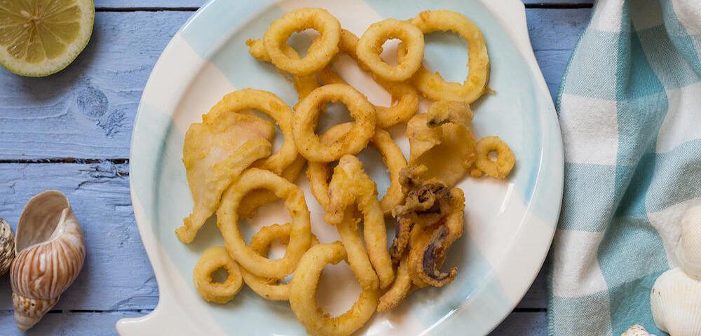 calamares a la andaluza sin huevo