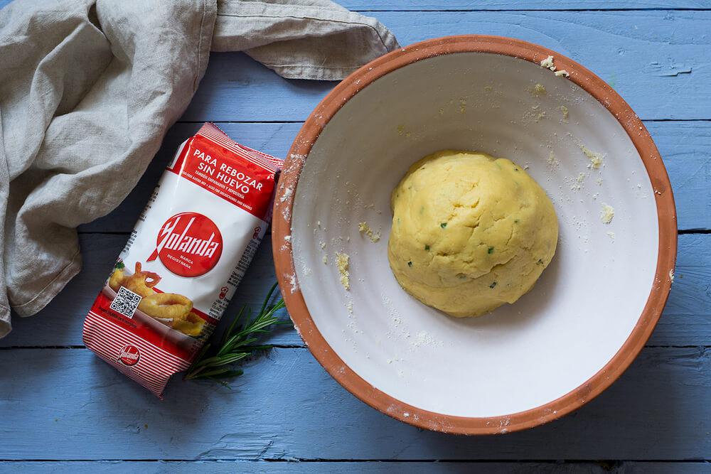 galletas saladas sin huevo
