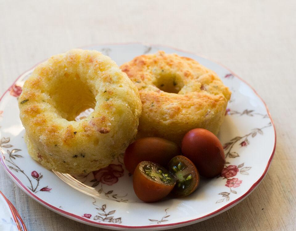 Donut salado